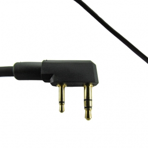 "PT0464- 6"" Radio Pigtail for Kenwood 2-Pin"