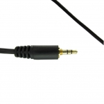 PT0475- Radio Pigtail for Motorola Single Pin 3.5mm