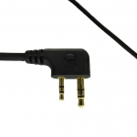 PT0491- Radio Pigtail for Icom/Maxon Cord Reverse Pin 90 Degree